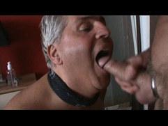swallowing cumshot