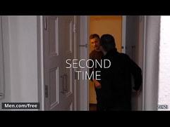 Men.com - (Johnny Rapid, Trevor Long) - Second Time - Str8 to Gay - Trailer preview