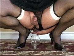 Black Panty Milk
