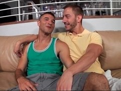 Gay Room Bryan's Big Catch