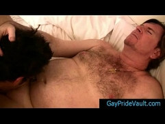 Twink gets her anus rimmed and fingered by GayPrideVault