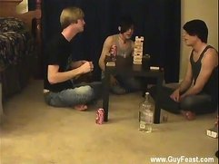Gay male anal chain fuck gifs Trace and William get together with