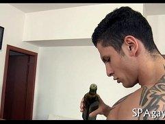 Massage bait homo