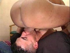 Hard deep throat