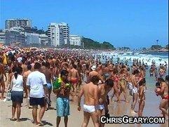 Delícias das praias brasileiras