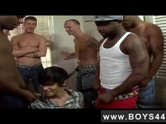 Gangbang puerto rican gay male porno Exotic Bareback with Zidane