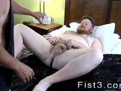 Fist time gay boy fuck by body builder man Sky Works Brock's Hole