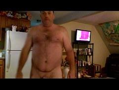 Male nudist