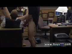 Emo blowjob porn video gay first time Groom To Be, Gets Anal Banged!