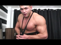 Ooh Blow On Those SEXY Pecs