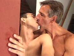 "Jay Taylor and Justin Christopher in ""Daddy Hunt, Volume 2"""