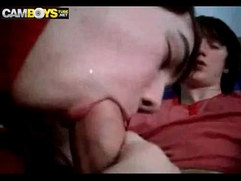 Me blowjob and friend